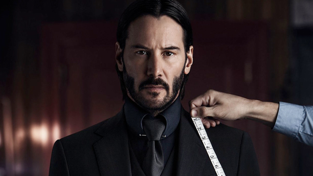 Keanu Reeves, John Wick Chapter Two