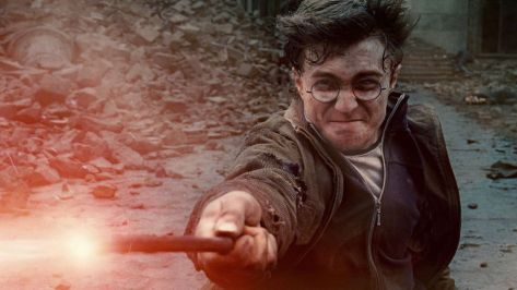 Harry Potter, Daniel Radcliffe, Harry Potter and the Deathly Hallows Part Two