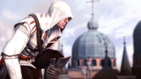 Ezio, Assassin's Creed II