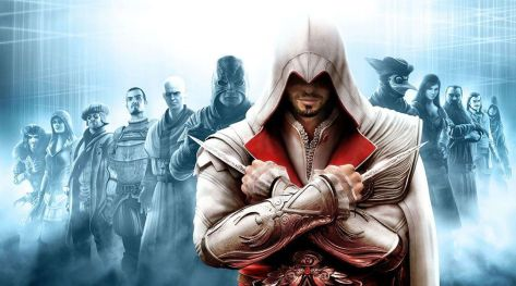 Ezio, Assassin's Creed: Brotherhood
