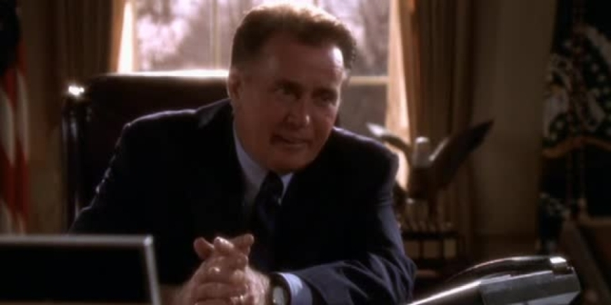 Martin Sheen, The West Wing,