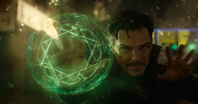 Movie Review: Doctor Strange (2016) *Magic Comes to the MCU!!!*