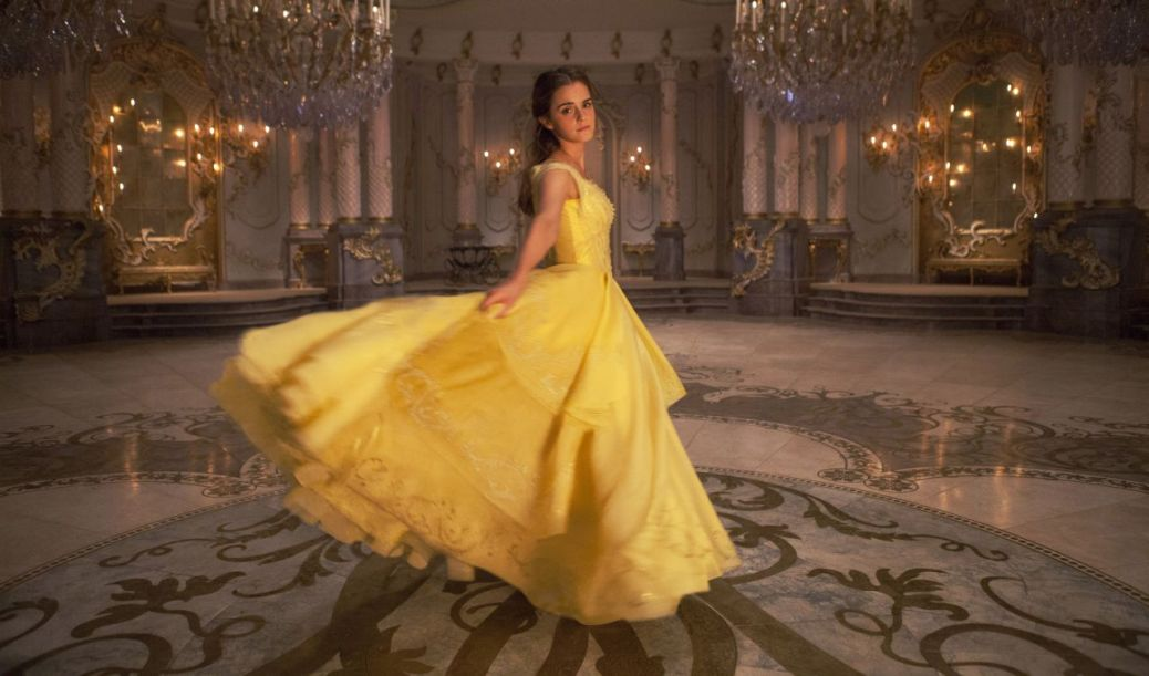 Emma Watson, Belle, Beauty and the Beast