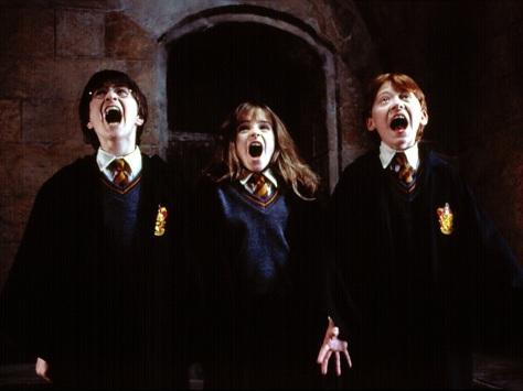 Daniel Radcliffe, Emma Watson, Rupert Grint, Harry Potter, Hermione Granger, Ron Weasley, Harry Potter and the Sorcerer's Stone