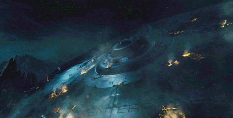 Star Trek Beyond, Enterprise