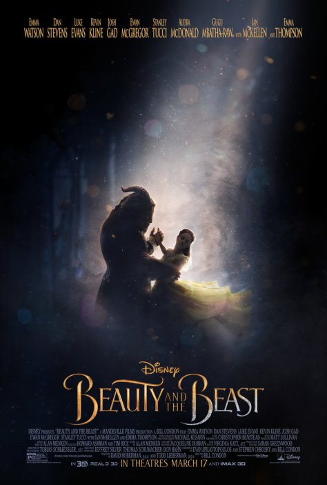 Beauty and the Beast, Emma Watson, Belle, Beast