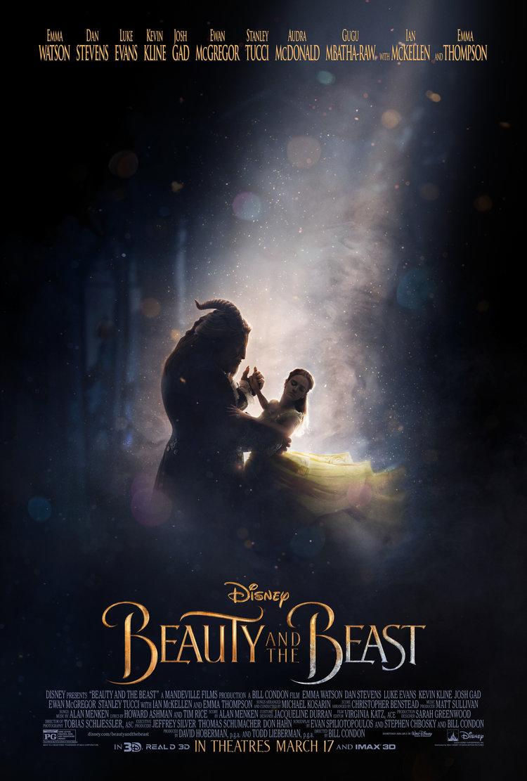 Beauty and the Beast, Emma Watson, Belle, Beast