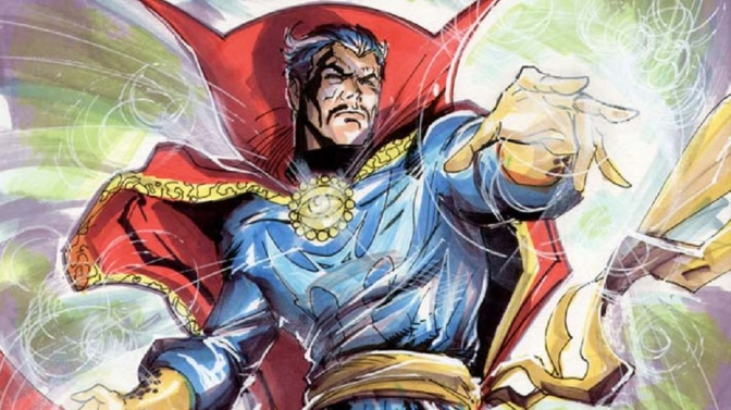 Top 5: Doctor Strange Graphic Novels (To Continue Your Magical Education)