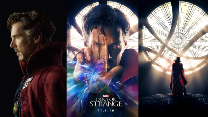 In Theaters This Week (11/4/2016) – Doctor Strange, Hacksaw Ridge, Loving, Trolls