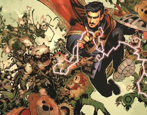 Dr. Strange, Marvel Comics, Doctor Strange