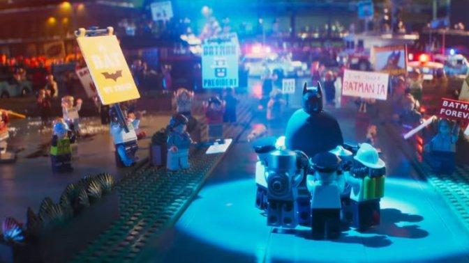 Trailer Time: LEGO Batman Trailer #4 *It's Good to Be Batman*