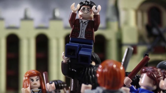 LEGO Harry Potter in 90 Seconds!!!