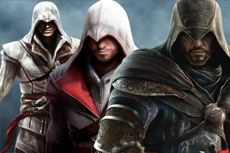 Assassin's Creed, Ezio Auditore, The Ezio Collection