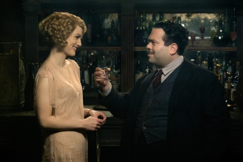 Dan Fogler, Alison Sudol, Fantastic Beasts and Where to Find Them