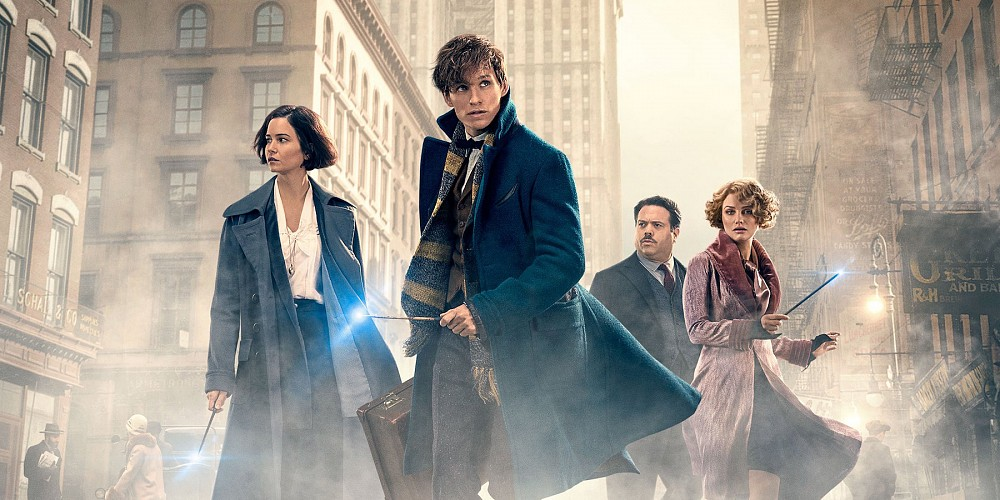 Eddie Redmayne, Fantastic Beasts and Where to Find Them, Newt Scamander