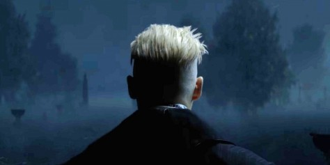 Gellert Grindelwald, Johnny Depp, Fantastic Beasts and Where to Find Them