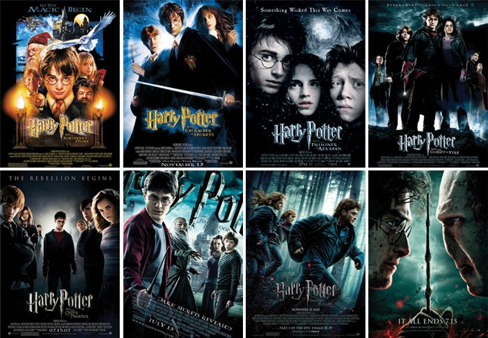 POLL: Best Harry Potter Movie!!! | Killing Time