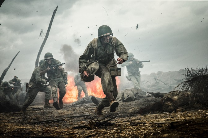 "Movie Review: Hacksaw Ridge (2016) ""Please, Lord, Help Me Get One More."""