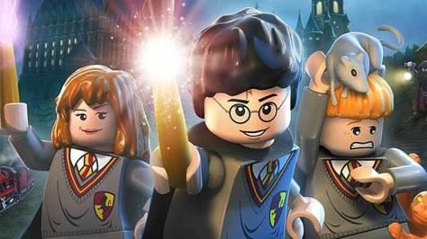 LEGO Harry Potter, Harry Potter, Ron Weasley, Hermione Granger