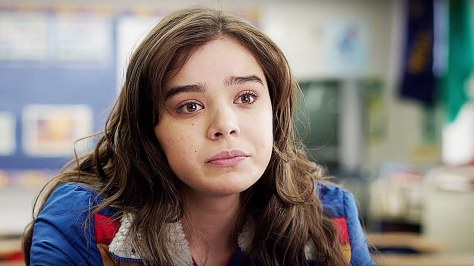 Hailee Steinfeld, The Edge of Seventeen