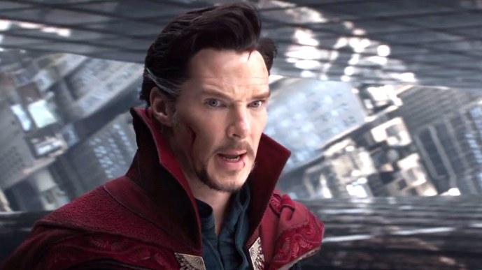 Benedict Cumberbatch, Stephen Strange, Doctor Strange