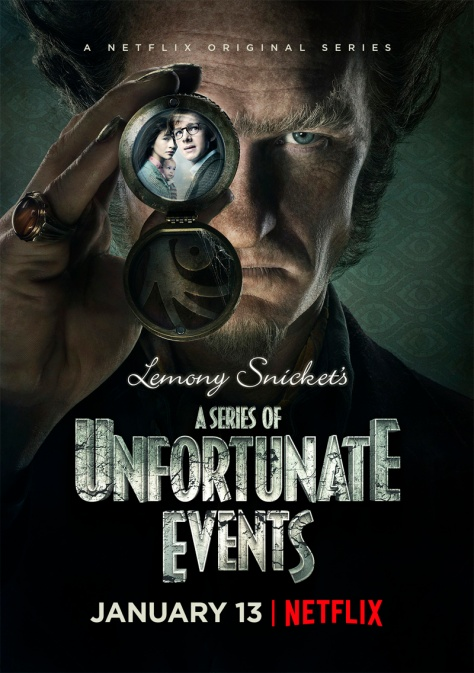 Netflix, Neil Patrick Harris, A Series of Unfortunate Events, Count Olaf