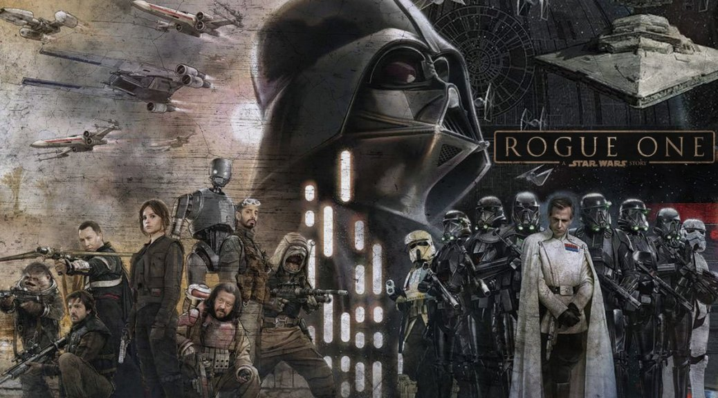 Darth Vader, Rogue One: A Star Wars Story, Jyn Erso