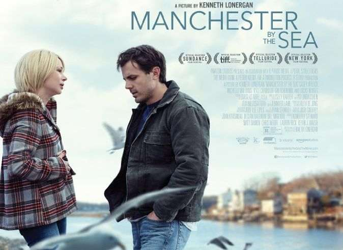 Manchester by the Sea, Casey Affleck, Michelle Williams