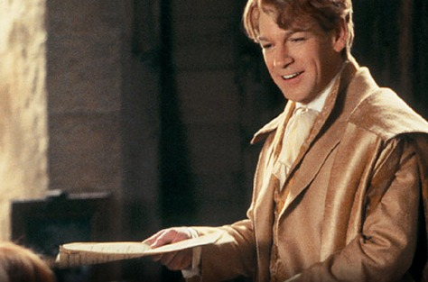 Gilderoy Lockhart, Kenneth Brannagh, Harry Potter and the Chamber of Secrets