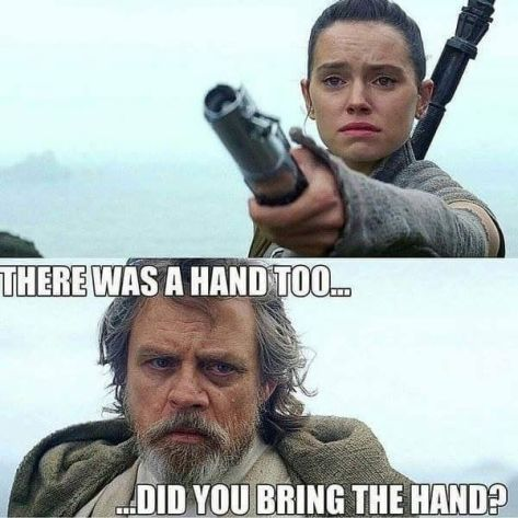 Luke Skywalker, Daisy Ridley, Rey, Mark Hamill, Star Wars Episode VII: The Force Awakens