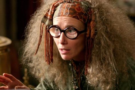 Harry Potter and the Prisoner of Azkaban, Professor Trewlaney, Emma Thompson