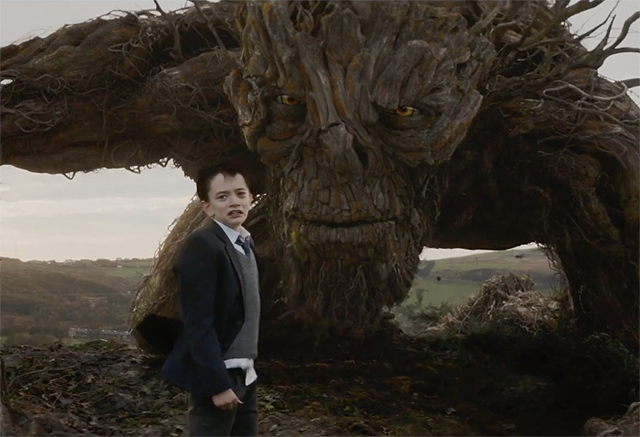 A Monster Calls, Liam Neeson