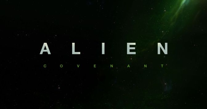 "Title: Alien Covenant Trailer #1 (2017) ""Run"""