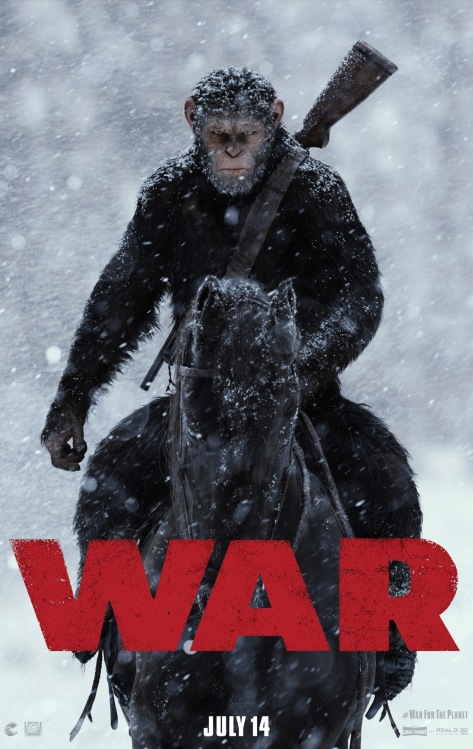 War for the Planet of the Apes, Caesar, Andy Serkis