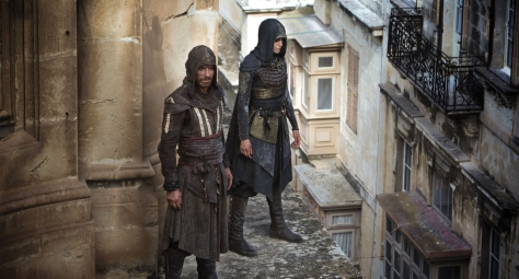 Assassin's Creed, Michael Fassbender