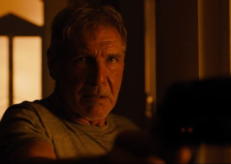 Harrison Ford, Deckard,Blade Runner 2049