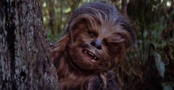 Chewbacca, Peter Mayhew, Star Wars Episode VI: Return of the Jedi