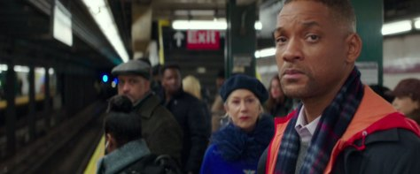 Will Smith, Helen Mirren, Collateral Beauty