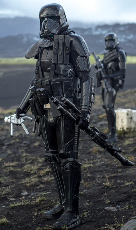 Rogue One: A Star Wars Story, Death Troopers