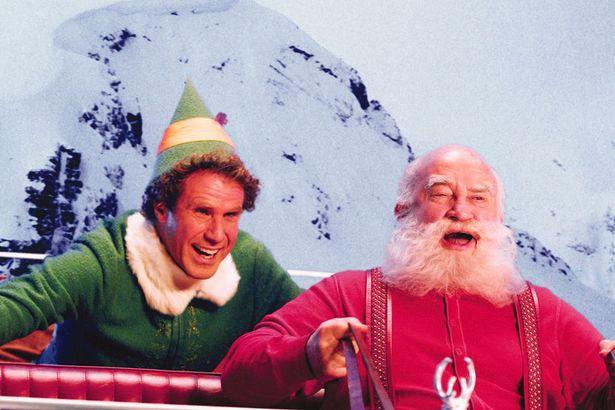 ed asner, elf, will ferrell