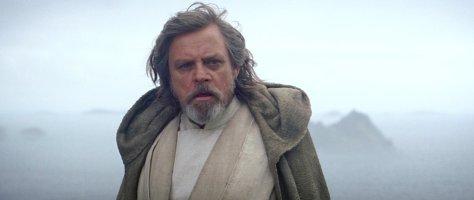 Mark Hamill, Luke Skywalker, Star Wars Episode VII: The Force Awakens