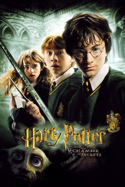 Harry Potter and the Chamber of Secrets, Harry Potter, Hermione Granger, Ron Weasley, Emma Watson, Rupert Grint, Daniel Radcliffe