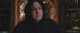 Harry Potter and the Chamber of Secrets, Severus Snape, Alan Rickman