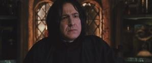 Harry Potter and the Chamber of Secrets, Severus Snape, Alan Rickman