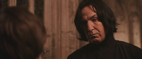Harry Potter and the Prisoner of Azkaban, Severus Snape, Alan Rickman