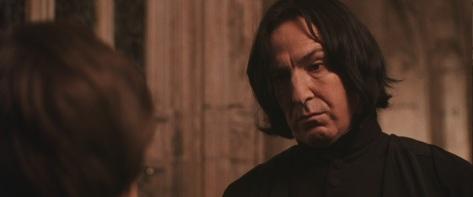 Harry Potter and the Prisoner of Azkaban, Severus Snape, Alan Rickman