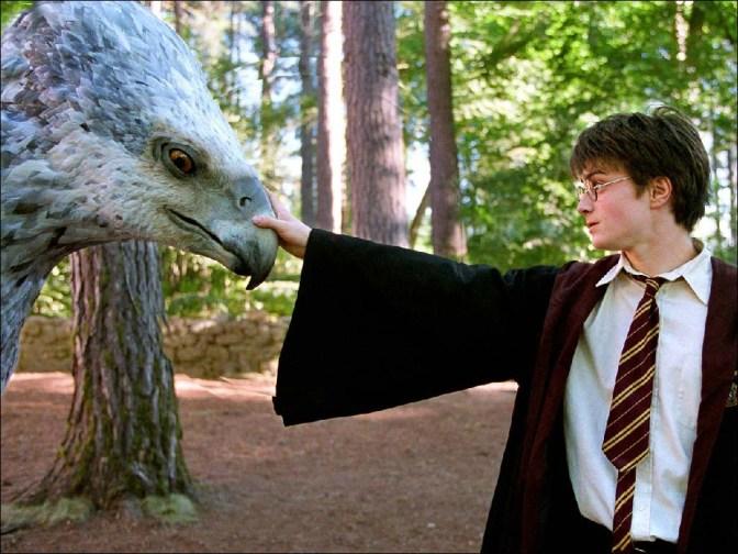 """My Favorite Scene: Harry Potter and the Prisoner of Azkaban (2004) """"Buckbeak Takes Flight"""