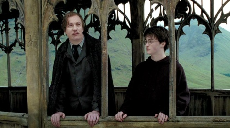 Remus Lupin, David Thewlis, Harry Potter and the Prisoner of Azkaban, harry potter, Daniel Radcliffe