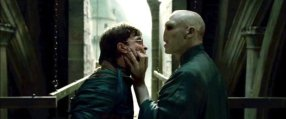 Harry Potter, Lord Voldemort, Ralph Fiennes, Daniel Radcliffe, Harry Potter and the Deathly Hallows Part 2