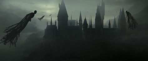 Hogwarts, Dementors, Harry Potter and the Prisoner of Azkaban